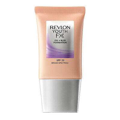 Natural Filling (Revlon Youth Fx Fill + Blur Foundation Spf 20 #220 Natural)