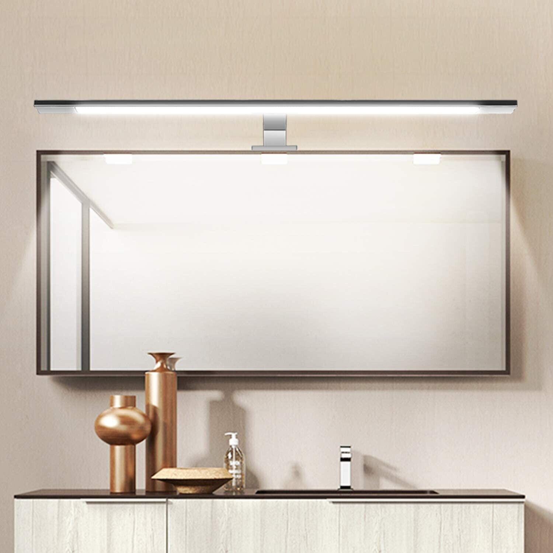 12w Lampada Specchio Bagno Luci Da Specchio Lampade Da Parete Bianco Neutro A Ebay