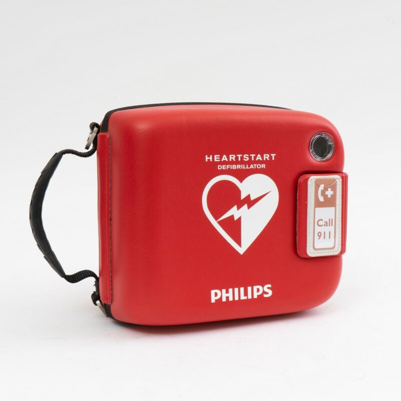Philips HEARTSTART Defibrillator FRx AED with Case