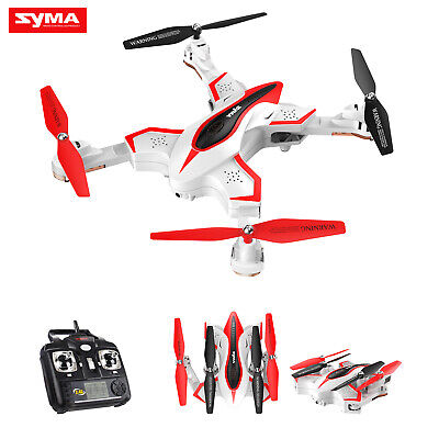 RC Foldable Drone Syma X56 2.4Ghz 4CH Quadcopter Helicopter Kids Child Toy Gift