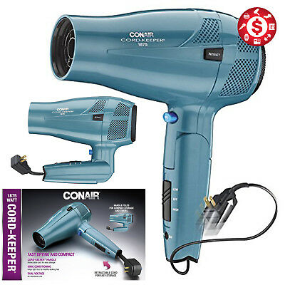 Professional Hair Dryer Blower 1875W Ionic Ceramic Styler Blow Hair Turbo Dryer
