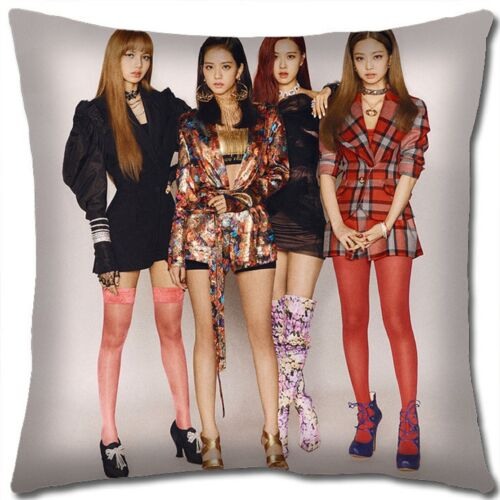 Anime K-Pop Black Pink Pillow USA SELLER!!! FAST SHIPPING!