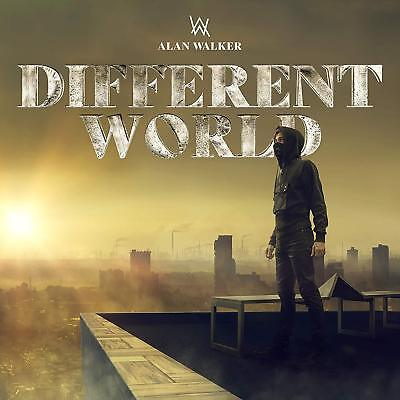 Alan Walker - Different World [CD] Electronic Brand New & Sealed