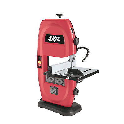 Skil 3386-01 9 in. Band Saw with Light