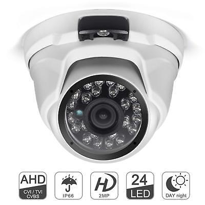 1080P Security Dome Camera Home IR Night Vision Surveillance CCTV US (Store Secure)