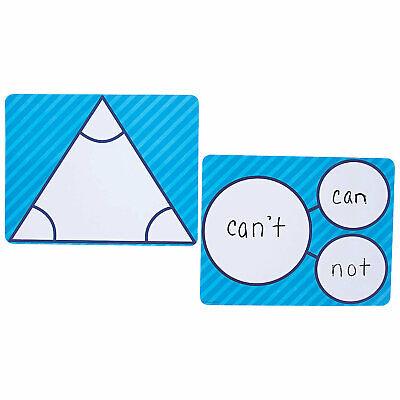 Dry Erase Bond Boards - Educational - 10 Pieces