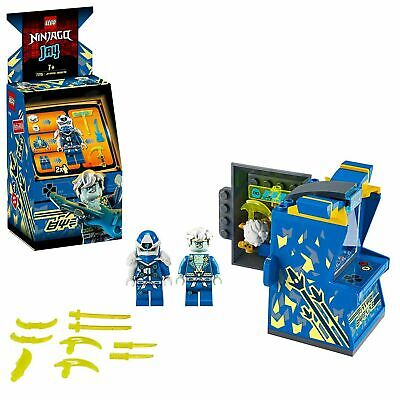 LEGO Ninjago Jay Avatar Arcade Pod - 71715