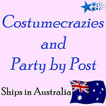 COSTUMECRAZIES and PARTY by POST