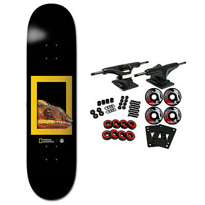 Element Skateboard Complete National Geographic Dragon 8.2' Black Trucks