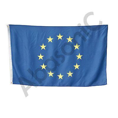 Europa Eu Fahne Flagge 90x150 mit Ösen 12 Sterne Europäische Union NEU