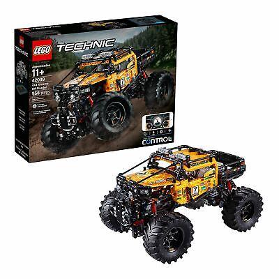 LEGO Technic Control+ 4x4 X-treme Off-Roader Truck Set 42099