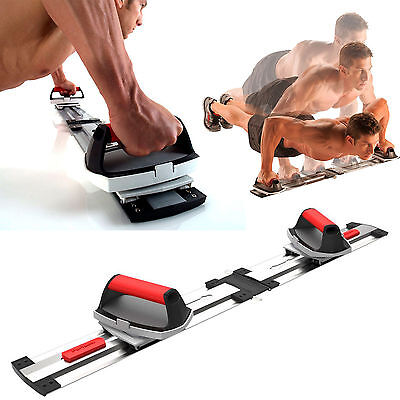 Push Up Exerciser Stand System Best Ripped Chest Home Fitness Gym Equipment