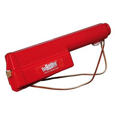 Hot-shot Red One Electric Livestock Prod Cattle Pigs Batteries Included
