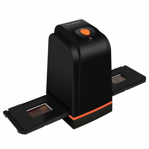 135 Film Slide Scanner Converts Negative Slide&Film to Digit