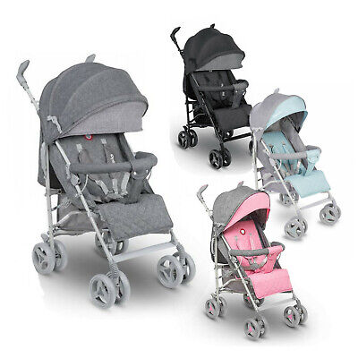 Stroller Buggy Kids Baby Pram Lionelo 5-Point Seatbelt Accessories [4 Colours]