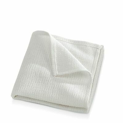 50 White Glass Cleaning Shop Towelhuck Towels Janitorial Lint Free 15x30 Jumbo