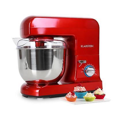 Küchenmaschine Rühr Knet Maschine Teigkneter Gerät Küchen Mixer 5L