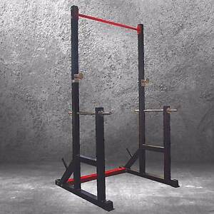 Armortech Squat Rack AT41, Compact, Strong Durable Design Malaga Swan Area Preview