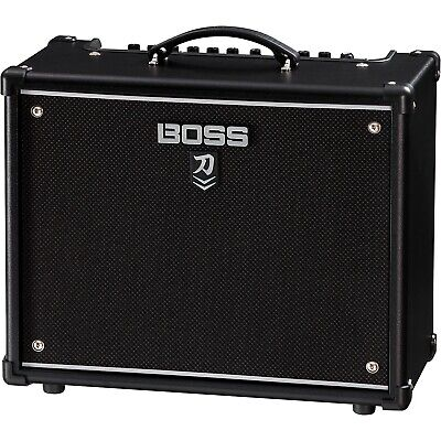 Boss Katana-50 MkII 50 Watt 1x12 Guitar Combo Amplifier (KTN-50-MK2)
