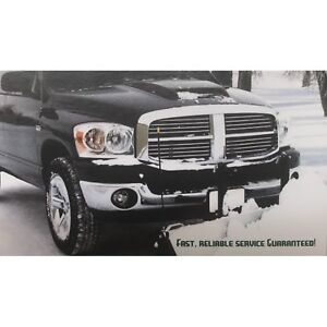 Commercial snow removal, salting, and de-icing services.
