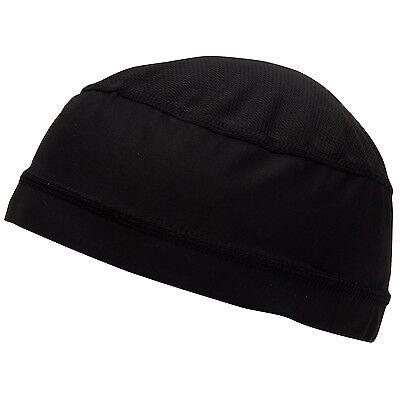 Pyramex Hard Hat Liner Skull Cap Black