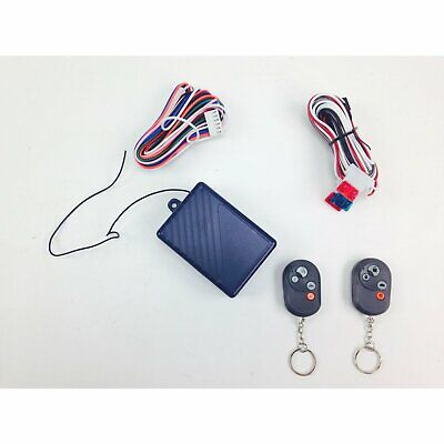 Protocol 4 Function Keyless Entry with BIRT custom DIY Valiant Keyless Entry