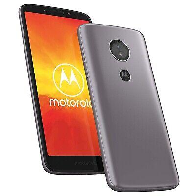 Motorola Moto E5 DualSim flash grey 16GB LTE Android Smartphone 5,7