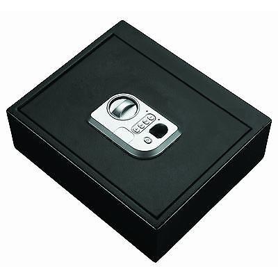 Biometric (Fingerprint) Personal Safe, Off-White Color