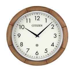 Bulova Clocks CITIZEN Echo Compatible, Programmable Wall Mounted Smart Clock