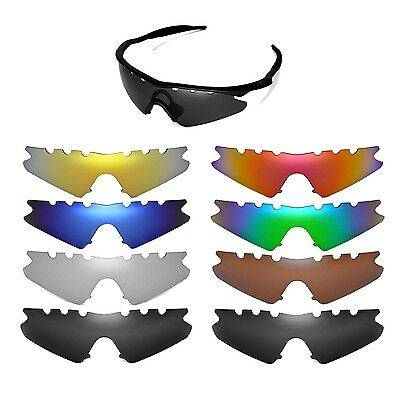 WL Vented Replace Lenses for Oakley M Frame Sweep Sunglasses-Multiple Options - Frame Sunglasses Vented Sweep