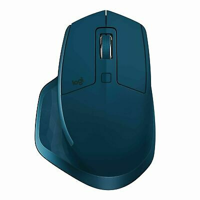 Logitech MX Master 2S Wireless Mouse - Midnight Teal - Free Expedited Shipping