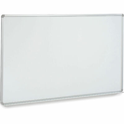 Steel Magnetic Dry Erase White Board 72 X 40