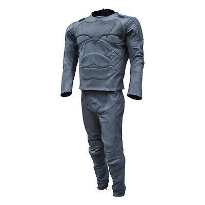 Affleck Batman Costume (Batman Dawn of Justice Leather Suit / Ben Affleck Batman vs Superman)