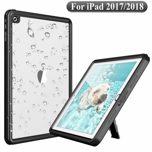"""For iPad 9.7""""  Waterproof Case Dustproof Cover & Tabet Stand"""