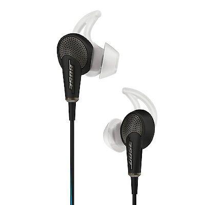Bose QuietComfort 20 Acoustic Noise Cancelling Headphones, Black