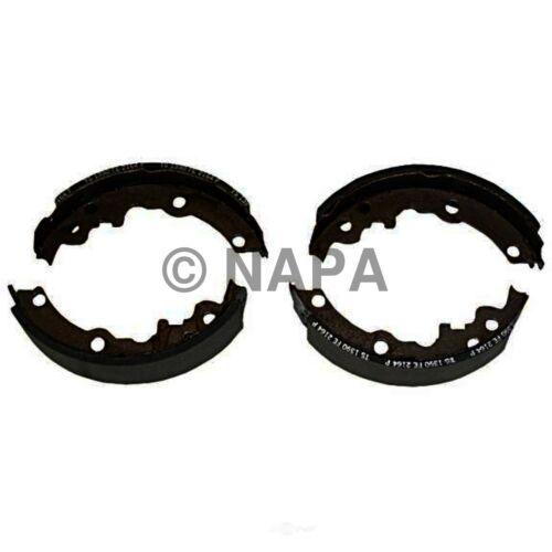 Rear Drum Rear NAPA//PROFORMER BRAKE PADS-SHOES-TS Drum Brake Shoe-Front Disc