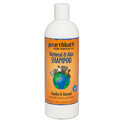 Earthbath Oatmeal & Aloe Dog & Cat Shampoo (Free Shipping)