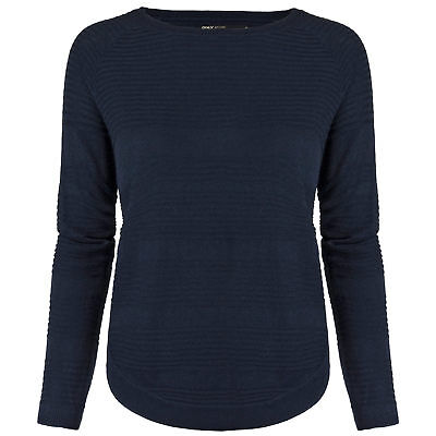 40% OFF ONLY Damen Feinstrickpullover Feinstrick Pullover Strickmuster SALE ()
