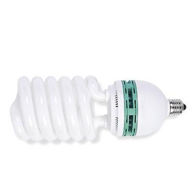 PhotR Helix Spiral 85W 220V-240V E27 5500K Photo Studio Daylight Bulb Light Lamp