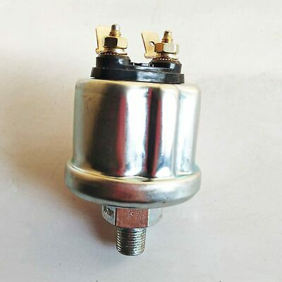 Oil Pressure Sender 0-100psi 240-33 Ohm W11psi Low Alarm Switch 18-27npt 5fs