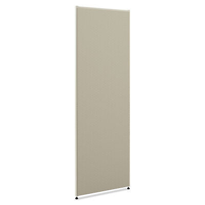 Basyx Vers Office Panel 36w X 72h Gray P7236gygy