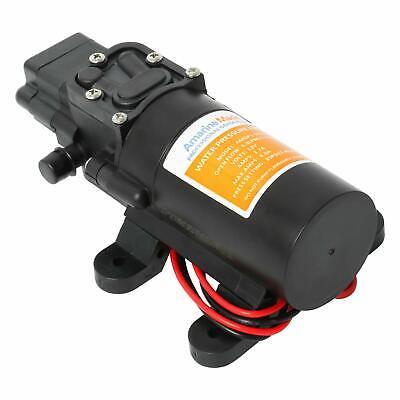 35psi Dc 12v 1.2 Gpm Automatic Diaphragm Water Self Priming Pump High Pressure