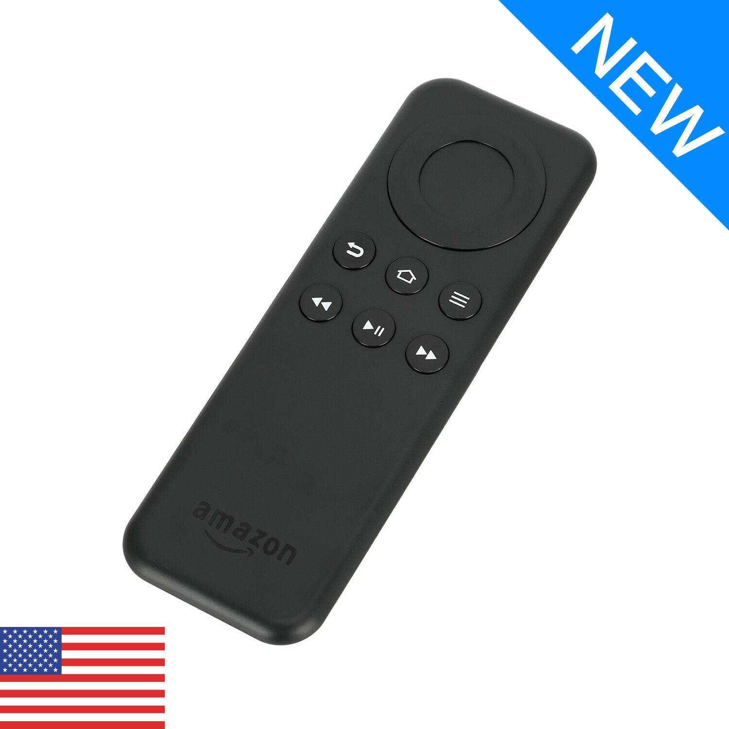 US New CV98LM Clicker Bluetooth Player Remote Control for Am