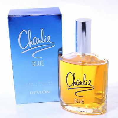 Charlie Blue By Revlon Perfume 3 4 Oz 3 3 Eau De Fraiche   New In Box