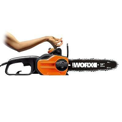 Worx WG305E Corded Electric Chainsaw 1100w With Chain Brake Unit Only Grade C