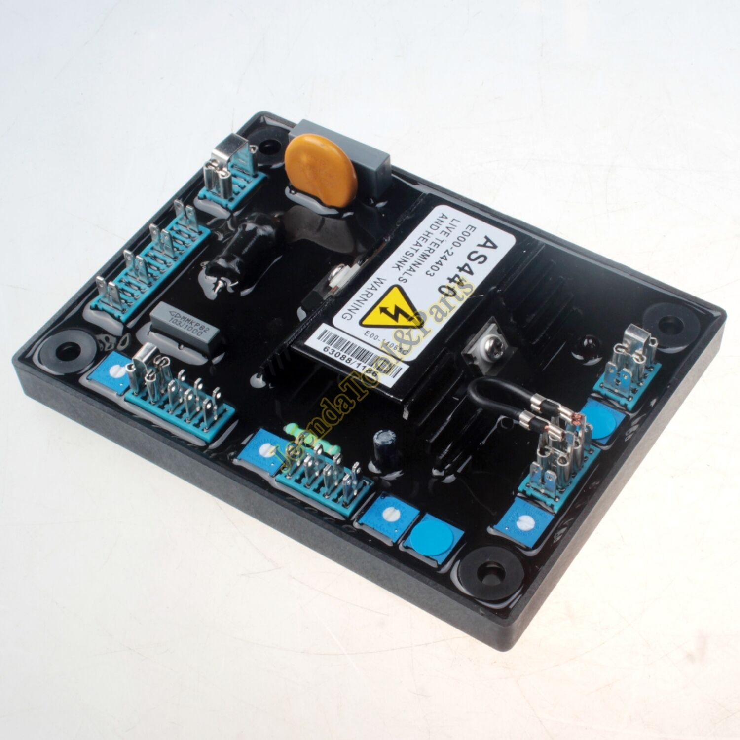 New For Stamford Generator Genset Avr As440 Automatic Voltage Wiring Diagram 8 Of 10 Regulator Module 9