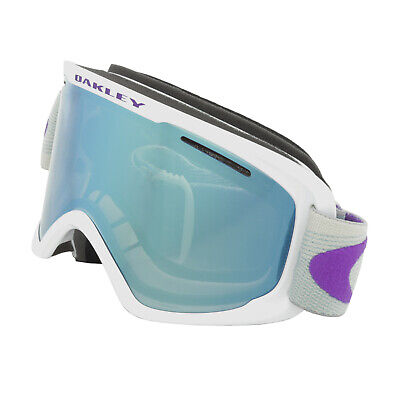ad151c719a13 Oakley O Frame 2.0 XM Snow Goggles OO7066-39 Abstract Lines Purple Blue    Violet
