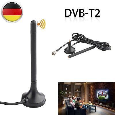 DVB-T2 HD Zimmer-Antenne DVBT2 DVBT DAB Für Fernseh Radio Zimmer TV , PC, Laptop Antenne Laptop