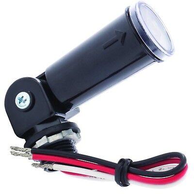 Led Swivel Mount Photo Control 120-277v Dusk To Dawn Photo Sensor Photocell