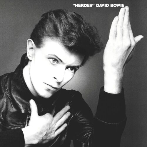 David Bowie Heroes 12x12 Album Cover Replica Poster Gloss Print
